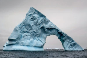 Here is a spectacular iceberg in the Argentine Islands - again, hundreds of feet tall.