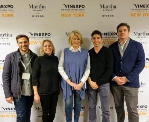 And here I am joined by Thomas, Kristin Rozum from DRINKS, Zac, and Tyson Koster from DRINKS. It was a very enjoyable visit, and because the event did so well, it is scheduled to be hosted in New York again next year, so mark your calendars!