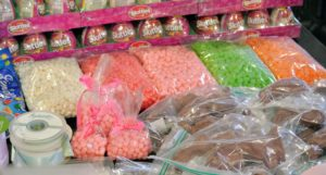 Easter always includes jelly beans. This year, I got jelly beans from Gimbal's Fine Candies in San Francisco, California. They'll be a big hit with the children and the adults! http://www.gimbalscandy.com