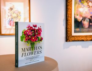 """It was a fantastic luncheon. I hope you have a copy of """"Martha's Flowers"""" - I know you will enjoy it for many years to come. (Photo by BFA Photographer, Joe Schildhorn)"""