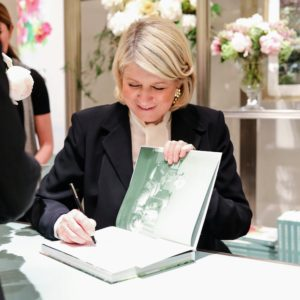 I always try to write something personal in each book - it's a detail that has remained important to me since I released my first entertaining book. (Photo by Neil Rasmus/BFA.com)