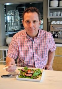 My property director, Fred Jacobsen, was glad to get the call to taste - he ate every morsel, and brought the other serving home for dinner. An easy to make meal that's healthy and so delicious. Your family will love both these dishes - order your Martha & Marley Spoon meal kits right now! Just click on the highlighted links above.