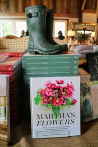 "For this Trade Secrets, I was invited to do a book signing for my newest book, ""Martha's Flowers"". Before the book signing event started, visitors were able to buy copies of the book."
