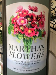 """I hope you all have a copy of """"Martha's Flowers"""" - a true must-have handbook for flower gardeners and enthusiasts of all skill levels.(Photo by Neil Rasmus/BFA.com)"""