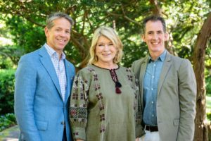 Kevin and I posed with the moderator of our garden talk, Longwood's President and Chief Executive Officer Paul B. Redman. (Photo courtesy of Longwood Gardens)