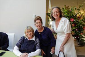Here I am with Karen Krekeler and Carrie Polk.
