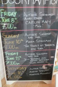 BookHampton is open year-round and often features fun, lively events with interesting authors.
