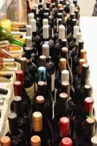 Since we last cleaned my wine cellar, I've added and received many more bottles. The area was in need of re-organization. I keep all my bottles in a cool, dark room located in one part of my basement. The ideal temperature range for wine is between 45 and 65-degrees Fahrenheit.