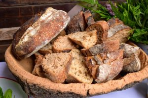 Another big hit was the homemade bread from Idyllwild in Westchester, New York, which guests ate with homemade butter, and strawberry-rose petal jam from Dirt Road Farm.