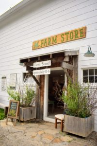 The Hickories Farm Store is open seven days a week from May through October. If you're in the area this summer, I encourage you to stop by for fresh fruits, vegetables and other local, natural grown and homemade offerings.