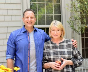 Pat and I are so thrilled with this offering - and we know you'll love it too. Just go to Pat's web site right now for more information. lafrieda.com/martha-stewart