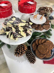 Order these treats as gifts and be sure to order one for your holiday buffet as well!