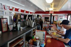 The popular eatery offers breakfast, lunch, dinner and dessert 24-hours a day, seven-days a week, 365-days a year.