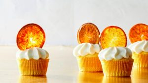 From chocolatey to citrusy - this season, I will also show you how to make these mouth watering orange-curd cupcakes.
