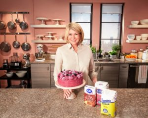 """Martha Bakes"" is such a wonderful way to learn how to bake anything - breads, cookies, cakes, tarts and so much more. Our special Season 10 is filled with ideas and tips for both the beginner and experienced baker. Here I am with my berry layer cake, which you'll see in our ""frosted cakes"" show."