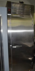 I have several commercial and residential freezers. This Traulsen commercial freezer is in my Flower Room kitchen. Every freezer is different, so always check the owner's manual to make sure you know exactly what the care needs are for your unit.