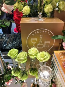We all had such a wonderful time at Baccarat - thanks so much to our friends there for promoting the book and for hosting such a lovely party!