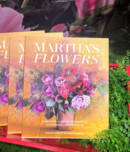 "And I hope you all order your deluxe copy of ""Martha's Flowers: A Practical Guide to Growing, Gathering, and Enjoying"" - it's a book you'll love to give as a gift and to keep for yourself!"