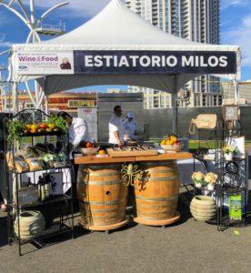Estiatorio Milos is another popular area eatery offering Greek and Mediterranean-style dishes. http://milos.ca/restaurants/las-vegas