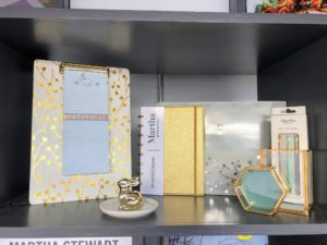 Here are samples of my office supplies available at Staples. https://www.staples.com/deals/Martha-Stewart/BI1446552
