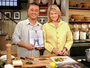 We've had many expert guests share their knowledge on my shows. One of my favorite guests is my friend, chef and restauranteur, Nobu Matsuhisa, who currently operates 38-restaurants spanning across five continents.