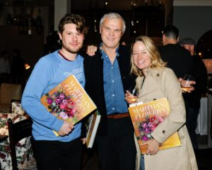 Here are three more happy customers - Jonathan Maxen, Mark Williams, and Staci Malone. (Photo by Kolasinski for BFA)