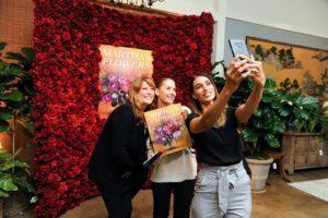 Guests also took selfies with the book and posted them on their personal social media patforms.(Photo by Kolasinski for BFA)
