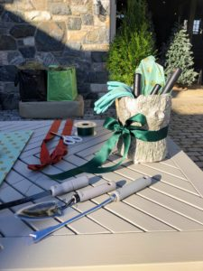 Also available from my collection on Amazon - tools for all the gardeners on your list. My gardening tools come in slate, black and mint.