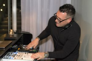 We also had DJ Jason Jani in charge of all the music for the evening. Jason has been our DJ for several parties. https://www.sceeventgroup.com/jasonjani-sce-dj-nj/