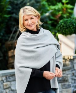 Here I am wearing the hosta green/tempest gray Ruana. Wear this as a wrap, a shawl - and pair it with jeans or a more formal pants suit. It is a convenient, comfortable and luxurious way to stay warm.