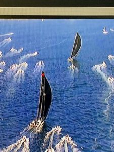 Wild Oats XI won in a time of one-day, 19-hours, 7-minutes and 21-seconds.