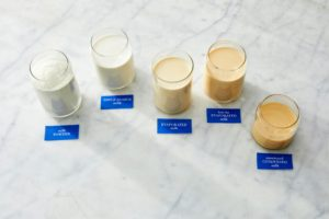 I love baking with pantry milks. Some of my favorite desserts call for shelf-stable dairy products such as condensed milk and evaporated milk. On this show, dairy expert, Holley Grainger, shares her trade secrets for using these dairy ingredients. (Photo by Mike Krautter) https://www.holleygrainger.com/