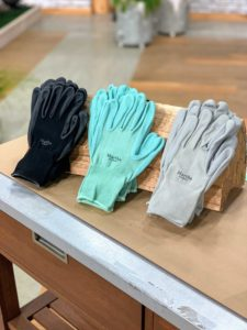 And don't forget to buy my Non Slip Garden Gloves before the beginning of planting season - they come in black, slate and mint, and include nitrile-coated palms to help provide a nonslip grip.