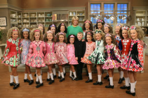 Ireland is known for its broad cultural heritage, especially in the arts. Watch this show to see the very talented Chicago Trinity Irish Dancers perform a traditional team dance.