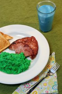 Speaking of eggs, how about green eggs and blue milk? Learn how to make this bemusing breakfast!