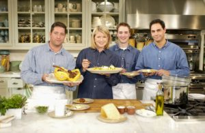 Making a healthful and flavorful dinner can be challenging. In this fun segment, my television crew was kind enough to share a quick and satisfying recipe for Spaghetti Squash with Meatballs.