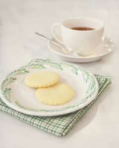 These melt-in-your-mouth Irish shortbread cookies come together with just three ingredients. To make them extra-special, use Kerrygold Irish butter - available in supermarkets.