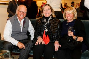 Here are Jim Dunning, Katie Knox, and Jane Heller. (Photo by Neil Rasmus, BFA)