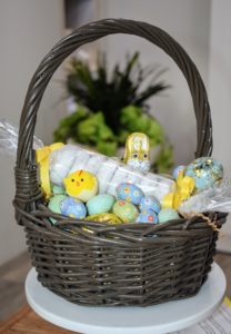 They're also a great addition to any Easter basket. These cookies will just melt in your mouth.