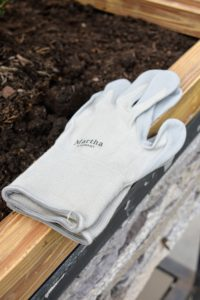 My gloves are a must-have for anyone who works outdoors. These gloves have a breathable style to keep your hands safe and clean. They also feature nitrile-coated palms for a handy, nonslip grip.