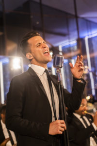 Music was provided by Crooner Classics from Elan Artists. (Photo by Scott Rudd @scottruddevents)