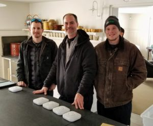 ARS/Rescue Rooter is a network of professional technicians and home advisors. Here are three of the technicians - Bobby Rodgers, Thomas Regan, and William Kaminski. I had Google Nest Protect smoke detectors installed in every home and outbuilding.