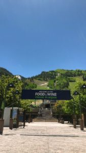 Thousands of visitors come to Aspen every year for this event. There are cooking demonstrations, wine tastings and panel discussions with so many acclaimed chefs and wine experts.