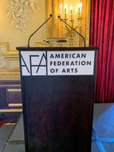 The AFA is a nonprofit organization that creates art exhibitions for presentation in museums around the world. It also publishes exhibition catalogues, and develops education programs.