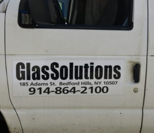 For this project, I enlisted the help of GlasSolutions, a family-owned business that focuses on architectural glass and metal and installation for both residential and business use. https://www.glassolutions.com/