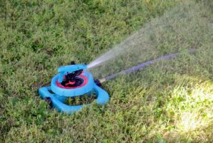 This large coverage Pattern Master Sprinkler covers more than 100-feet in diameter. This sprinkler is great to use on lawns. It can easily be adjusted to fit many space configurations.