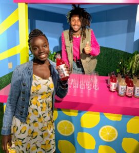 I met Mikaila Ulmer, founder of Me & the Bees Lemonade. Mikaila is a young entrepreneur who has been building her product and business since she was only four-years-old when she set out to develop a beverage in an effort to helping save our honeybee populations. Read her inspiring story on her web site. https://www.meandthebees.com/pages/about-us