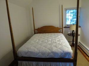 """This bedroom is in what I call the """"dorm"""" in the main house - there are several bedrooms in this area - perfect for my daughter and her children when they are at Skylands."""