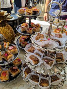 For dessert, there was a buffet of delectable native treats including silay pili bars, Bulucan pastillas, maja blanca, murron, champorado, bibingka and and puto bumbong.