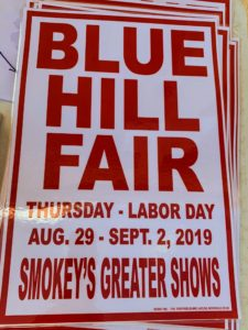 Over Labor Day weekend, I took my grandchildren to the Blue Hill Fair - a true country fair in the small coastal town of Blue Hill, Maine.